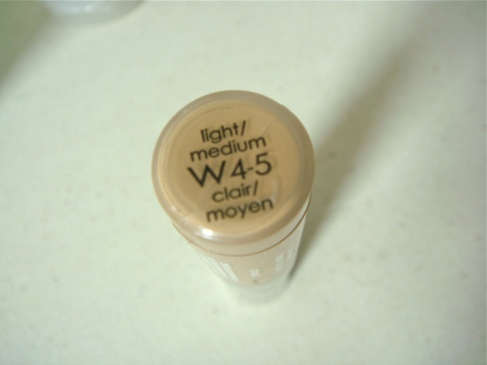 L'oreal True Match Concealer for light to medium skin with warm undertones